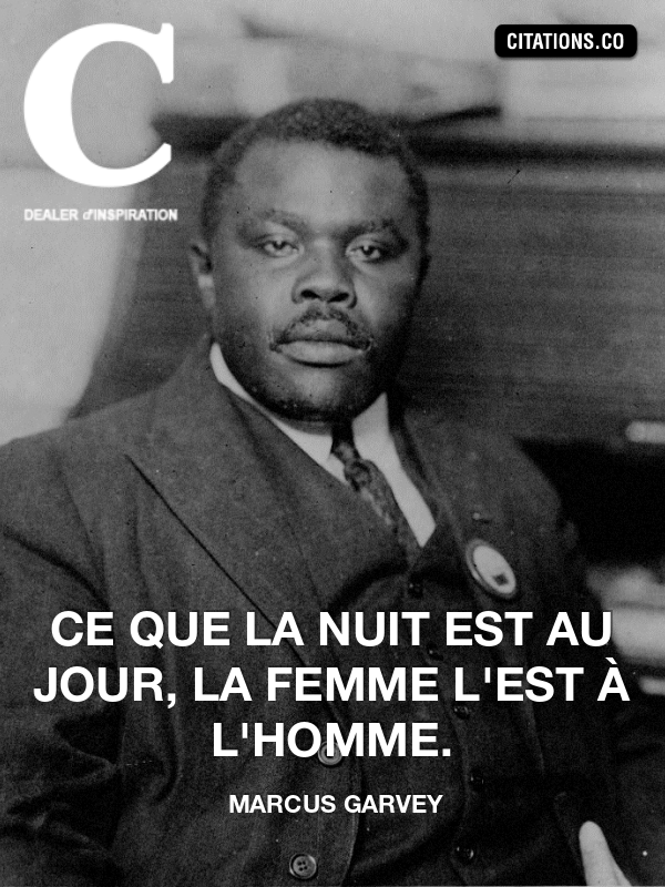 Citation de marcus garvey-3371445