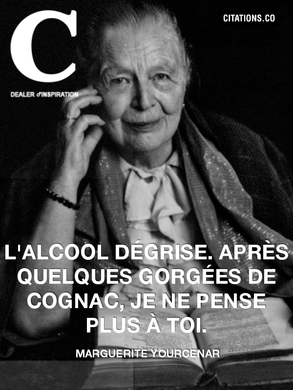 Citation de marguerite yourcenar