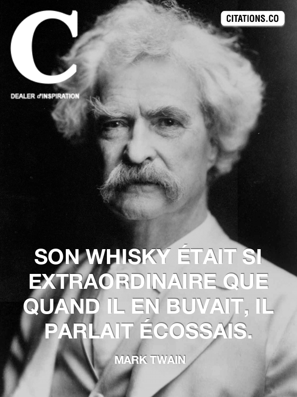 Citation de mark twain-21019800