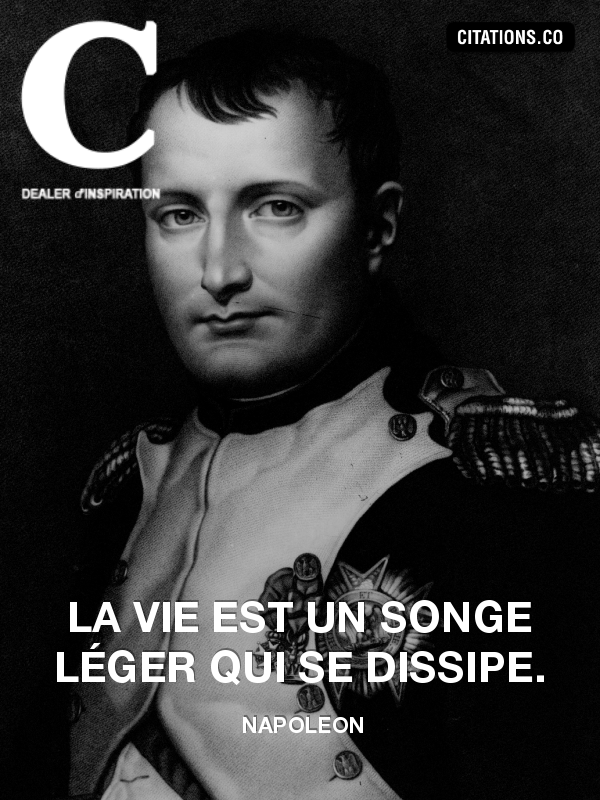 Citation de napoleon-8347500