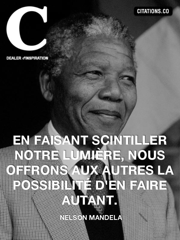 Citation de nelson mandela-11095110