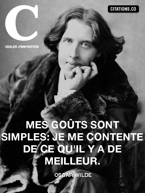 Citation de oscar wilde-1239504