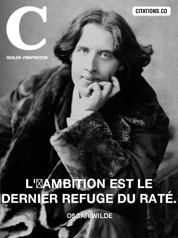 Citation de oscar wilde-19592600
