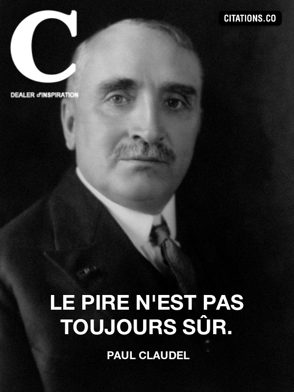 Citation de paul claudel-275310