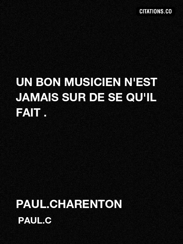 Citation de paul.C-4294080