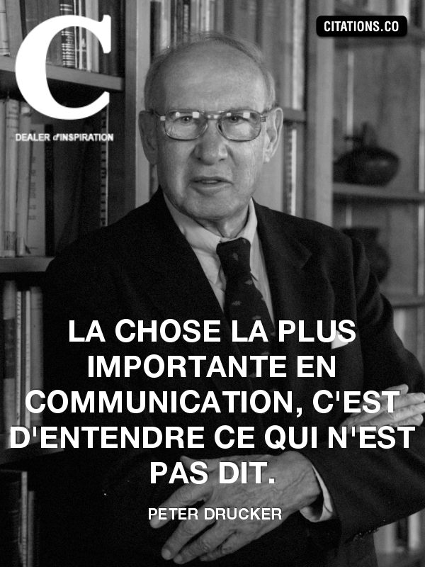 Citation de peter drucker-118170