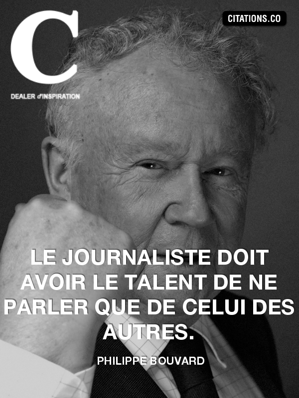 Citation de philippe bouvard-12247276