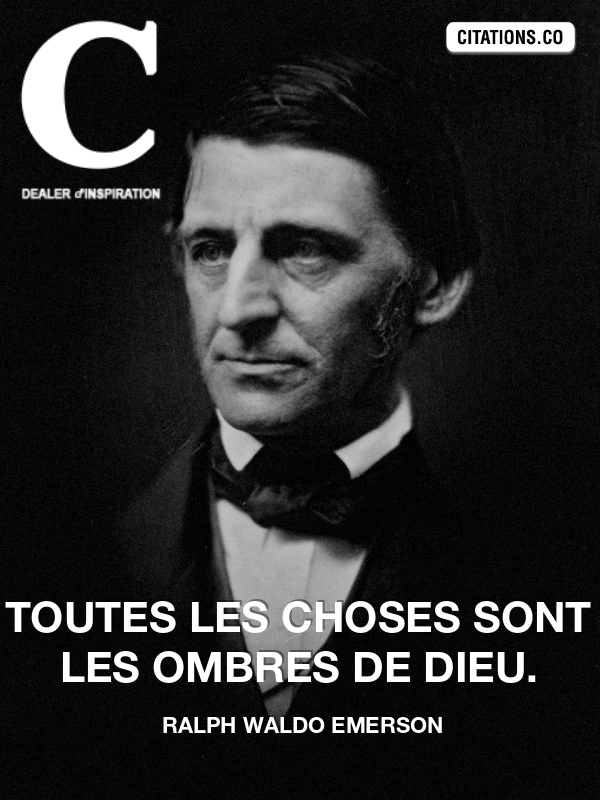 Citation de ralph waldo emerson-10483008