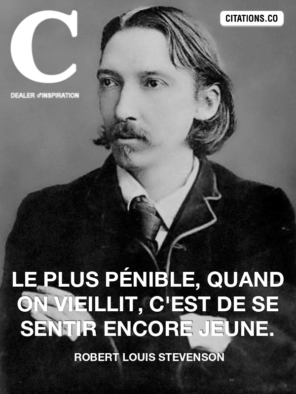 Citation de robert louis stevenson-8449531