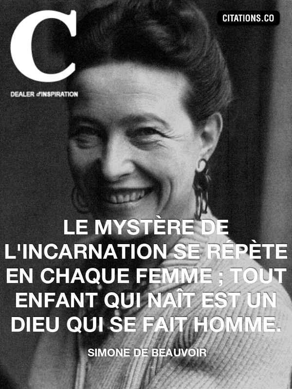 Citation de simone de beauvoir-10189536