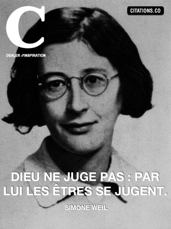 Citation de simone weil-19618680