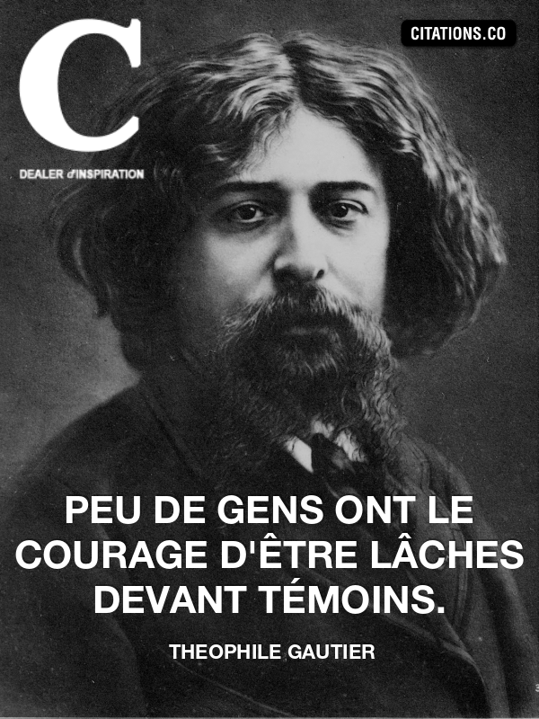 Citation de theophile gautier-11769030