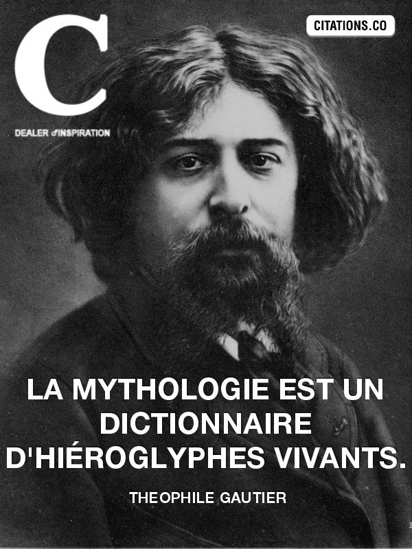 Citation de theophile gautier-2644350