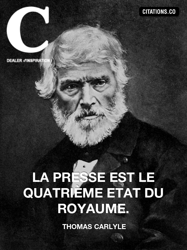 Citation de thomas carlyle-19484500